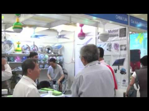 Keppe Motor   China Sourcing Fairs 2013   São Paulo, Brasil