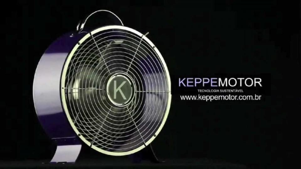 Keppe Motor na 14ª FIMAI 2012