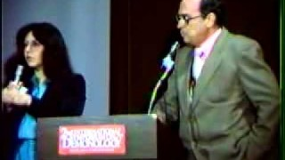 Norberto Keppe at Columbia University (Part 1 of 3)