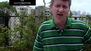 SOLAR PANEL POWERED KEPPE MOTOR ARRIVES