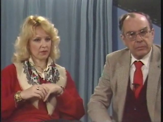 The Power Syndrome – Liberation of the People TV Show from New York, 1986