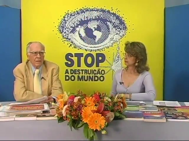 Programmet STOPPA förstörelsen av världen – Nr 138