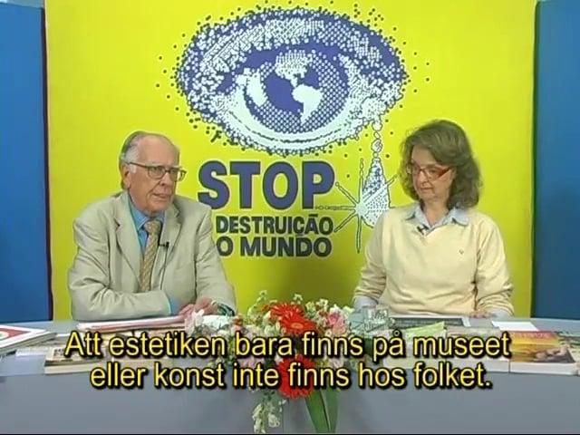 Programmet STOPPA förstörelsen av världen – Nr 140