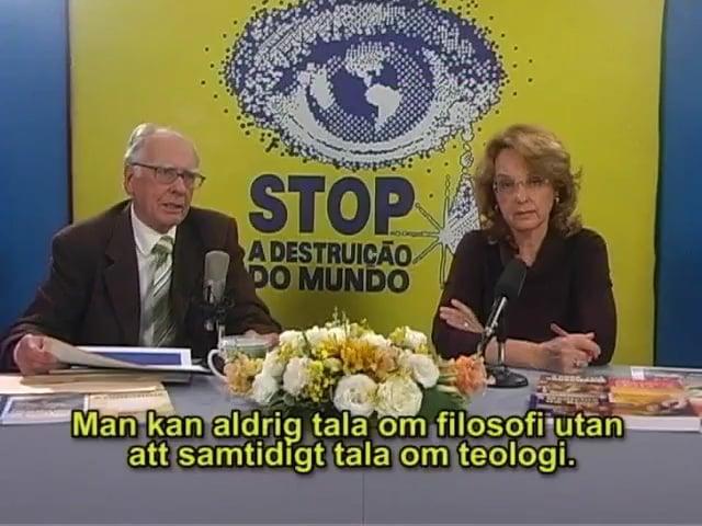 Programmet STOPPA förstörelsen av världen – Nr 163