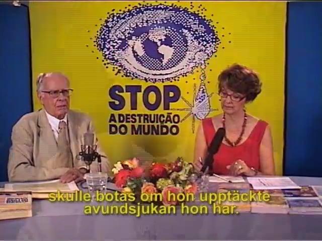Programmet STOPPA förstörelsen av världen – Nr 168