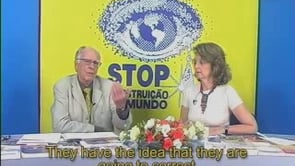 STOP the Destruction of the World TV Program 145
