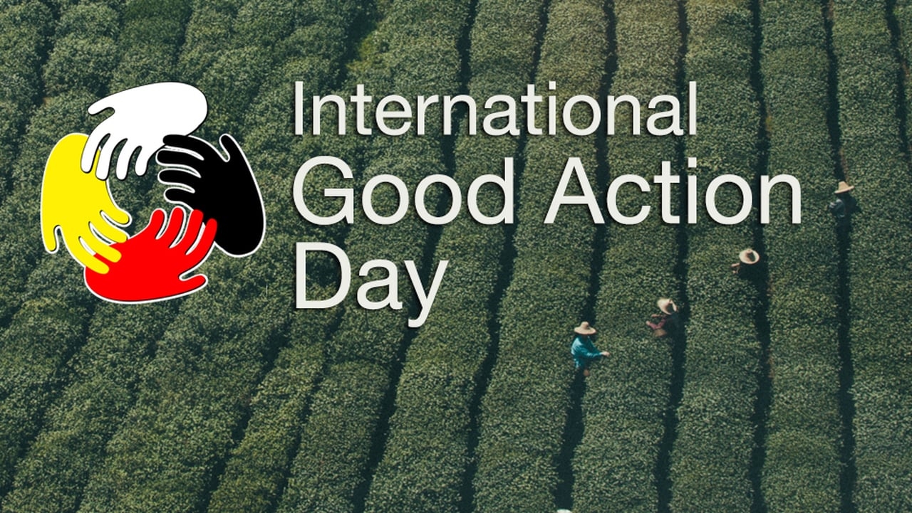 International Good Action Day – December 8