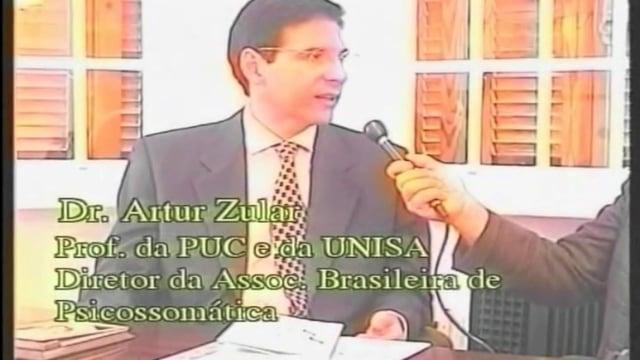 Artur Zular – Presidente Associação Brasileira de Psicossomática