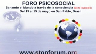 FORO PSICOSOCIAL 2010