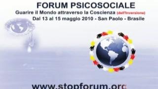 FORUM PSICOSOCIALE 2010
