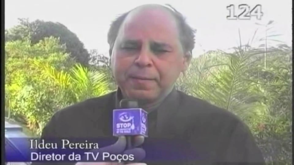 Ildeu Pereira, Director of Poços TV