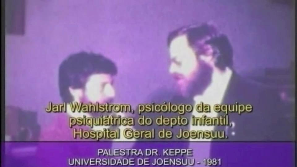 Lecture of Keppe & Pacheco, Finland, 1981