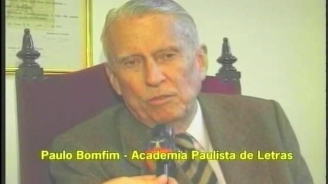 Poet Paulo Bomfim
