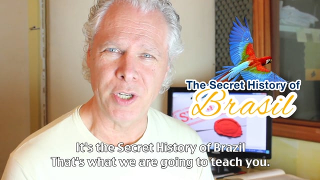 English Tour – The Secret History of Brazil